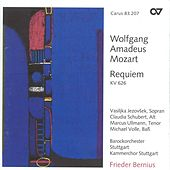 Play & Download MOZART, W.A.: Requiem in D minor (Bernius) by Michael Volle | Napster