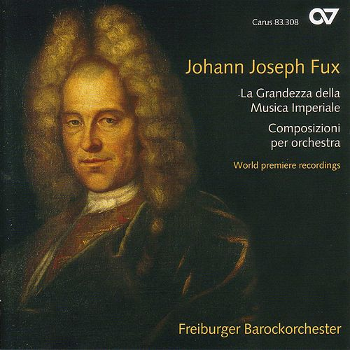 Play & Download FUX, J.: Overture in D major / Le dolcezze, e l'amerezze della notte / Intrada in C major / Suite in C major (Goltz, Freiburg Baroque Orchestra) by Gottfried von der Goltz | Napster
