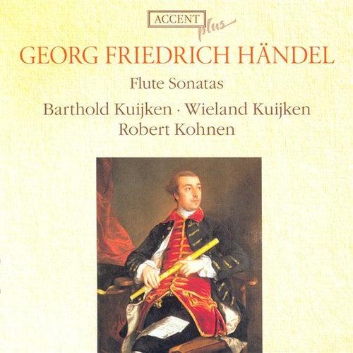 Play & Download HANDEL, G.F.: Flute Sonatas, HWV 359b, 363b, 367b, 374, 375, 376, 378, 379 (Kuijken, Kohnen) by Wieland Kuijken   Napster