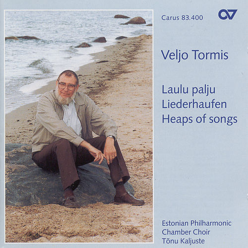 TORMIS, V.: Choral Music (Estonian Philharmonic Choir, Kaljuste) by Tonu Kaljuste