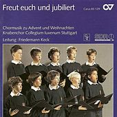 Choral Recital: Stuttgar Collegium Iuvenum - HAMMERSCHMIDT, A. / SILCHER, F. / LANG, H. / GESIUS, B. / RAPHAEL, G. / SCHROETER, L. / ECCARD, J. by Various Artists