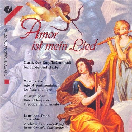 Play & Download Chamber Music - ABEL, C.F. / QUANTZ, J.J. / BENDA, F. / TELEMANN, G.P. / BENDA, G. / KIRNBERGER, J.P. / MUTHEL, J.G. (Amor ist mein Lied) by Laurence Dean | Napster