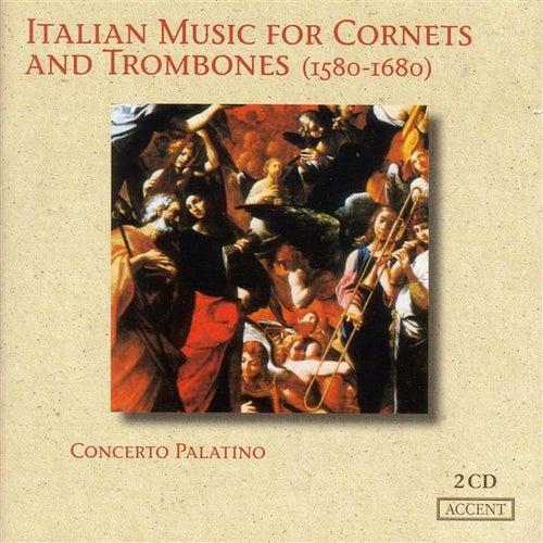 Play & Download Chamber Music - GABRIELI, G. / TROMBETTI, A. / USPER, F. / PALESTRINA, G.P. / MERULO, C. / TROFEO, R. / GUSSAGO, C. (Concerto Palatino) by Concerto Palatino | Napster