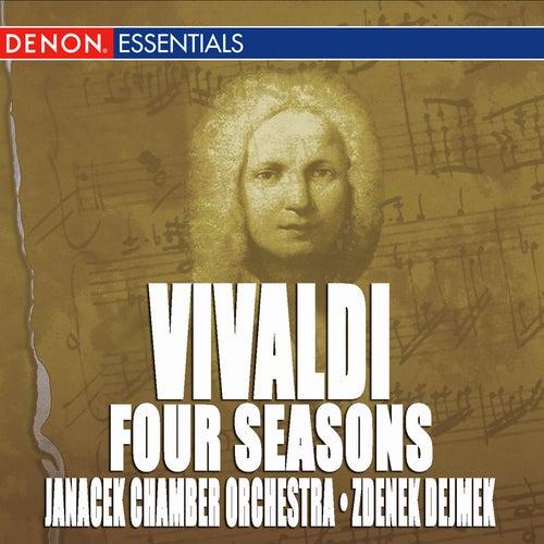 Play & Download Vivaldi: Four Seasons by Janacek Chamber Orchestra | Napster