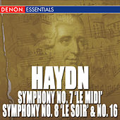 Haydn: Early Symphonies Vol. 2 by Various Artists