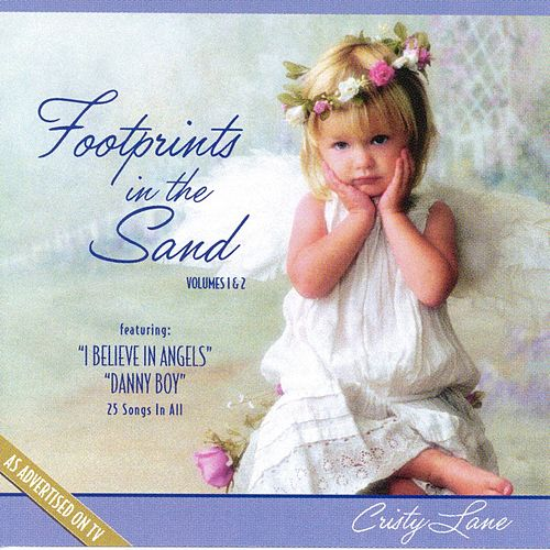 Play & Download Footprints In The Sand (Chordant) by Cristy Lane | Napster