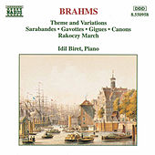 Theme and Variations by Johannes Brahms