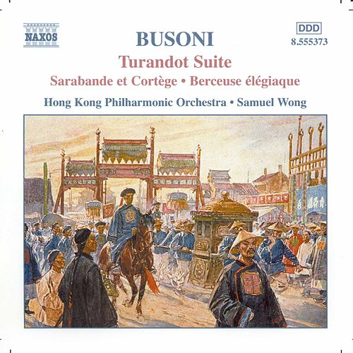 Play & Download Turandot Suite by Ferrucio Busoni | Napster