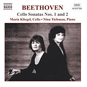 Music For Cello and Piano by Ludwig van Beethoven