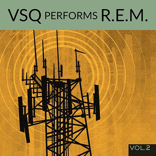 The String Quartet Tribute To R.E.M. Vol. 2 by Various Artists