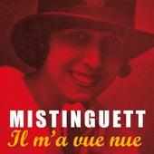 Il m'a vue nue by Mistinguett