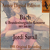 Play & Download Bach: 6 Brandenburgische Konzerte by Jordi Savall | Napster