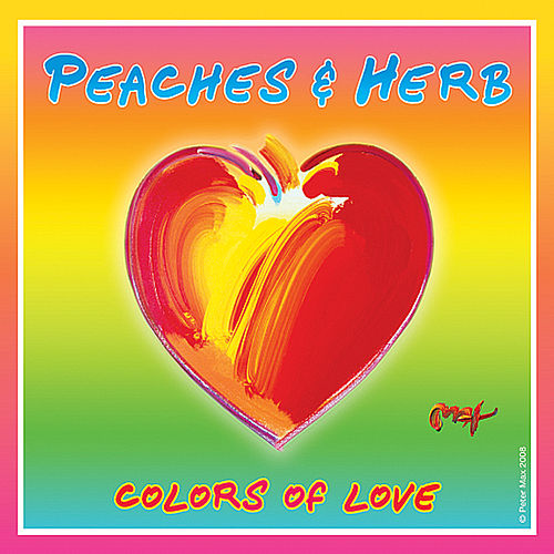 Colors of Love by Peaches & Herb