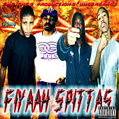 Play & Download Fiyaah Spittas Vol.1 by Various Artists | Napster