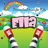 Imagine Me - Personalized Music for Kids: Ella by Personalized Kid Music