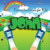 Imagine Me - Personalized Music for Kids: John by Personalized Kid Music