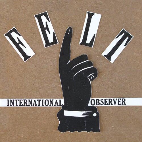 Felt by International Observer