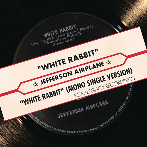 White Rabbit (Digital 45) by Jefferson Airplane