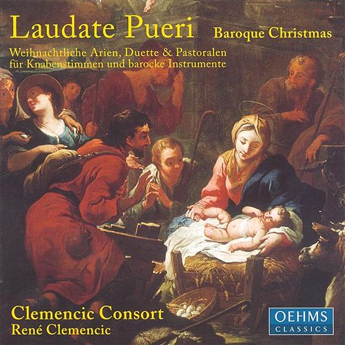 Play & Download CHRISTMAS Laudate Pueri - Baroque Christmas by Various Artists | Napster