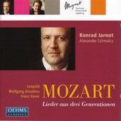 MOZART, L. / MOZART, W.A. / MOZART, F. / BARONI-CAVALCABO: Lieder from 3 Mozart Generations by Konrad Jarnot