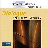 Play & Download WEBERN / SCHUBERT: Works for String Orchestra by Achim Fiedler | Napster