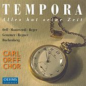 Play & Download ORFF / GENZMER / REGER / BUCHENBERG / REGNER: Choral Works by Robert Blank | Napster