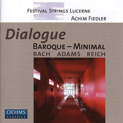 Play & Download BACH, J.S.: Brandenburg Concertos Nos. 3 and 6  / ADAMS: Shaker Loops / REICH: Triple Quartet by Achim Fiedler | Napster