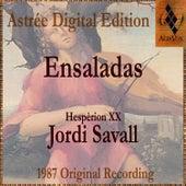 Play & Download Ensaladas by Jordi Savall | Napster