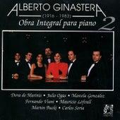 Play & Download Alberto Ginastera:Obra Integral Para Piano Vol.2 by Various Artists | Napster