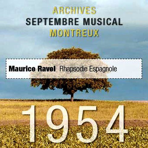 Radio Suisse Romande Presente: Rapsodie Espagnole by Various Artists
