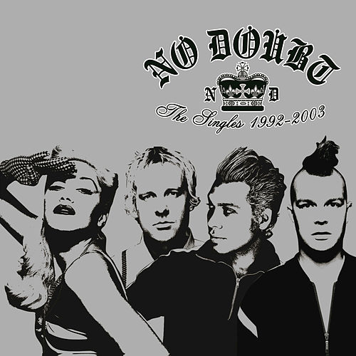 The Singles 1992-2003 by No Doubt