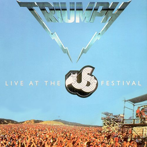 Live at the US Festival by Various Artists