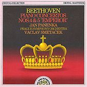Play & Download Beethoven: Piano Concertos Nos. 4 & 5 by Jan Panenka | Napster