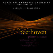 Beethoven: Piano Sonatas - Pathétique, Tempest & Moonlight by Cristina Ortiz