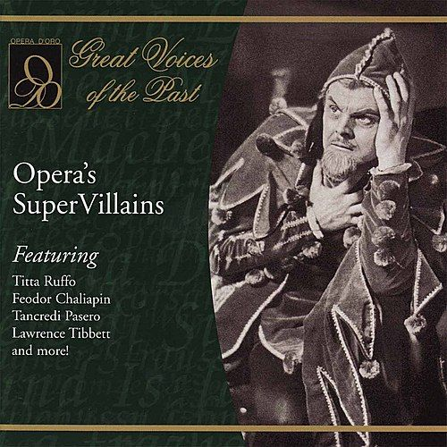 Play & Download Opera's Super Villains by Various Artists | Napster