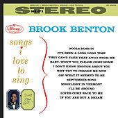 Songs I Love To Sing by Brook Benton