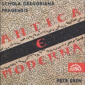 Play & Download Schola Gregoriana Pragensis  Antica e moderna by Schola Gregoriana Pregensis | Napster