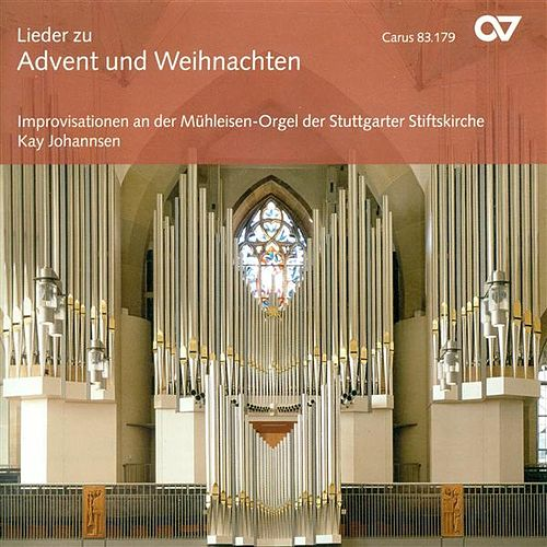 ADVENT AND CHRISTMAS MUSIC (Johannsen) by Kay Johannsen