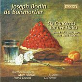 Play & Download BOISMORTIER, J.B.: Flute Concertos, Op. 15, Nos. 1-6 / Suite de pieces, Op. 35, No. 5 / Sonata en trio, Op. 7, No. 4 (Kuijken) by Barthold Kuijken | Napster