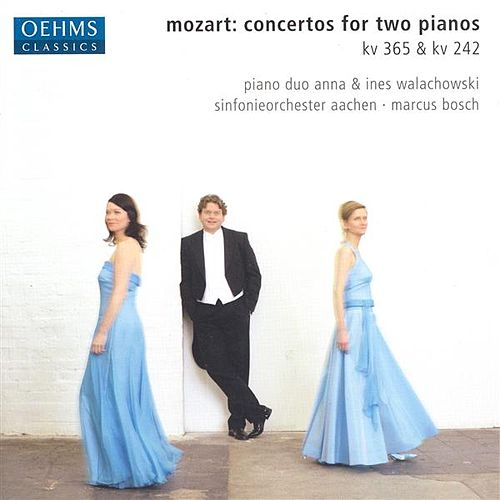 Play & Download MOZART: Concertos for 2 Pianos by Anna Walachowski | Napster