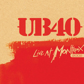 Live At Montreux by UB40