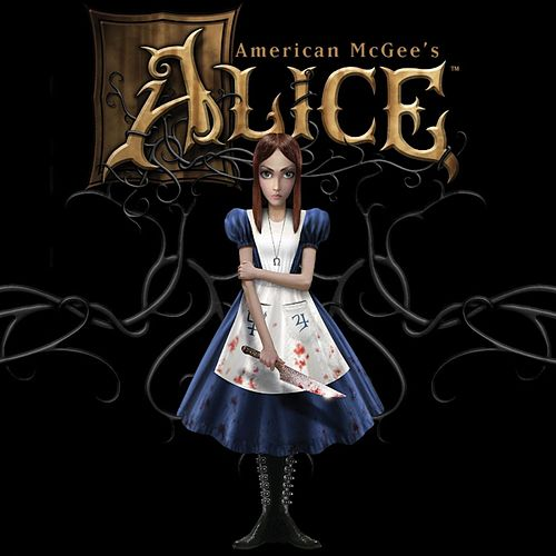 American Mcgee's Alice: Behind The Looking Glass by Chris Vrenna