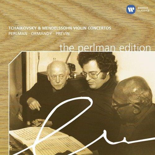 The Perlman Edition: Tchaikovsky and Mendelssohn by Itzhak Perlman
