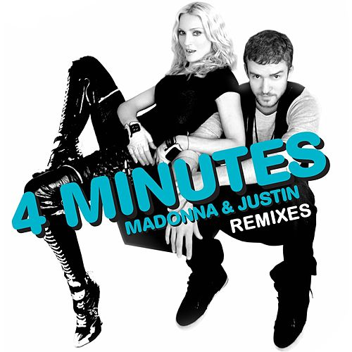 4 Minutes - The Remixes by Madonna