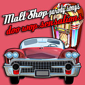 Malt Shop Parody Songs - Doo Wop Sensations by Various Artists