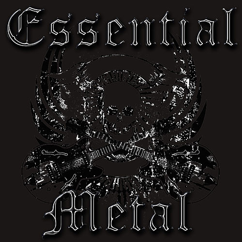 Essential Metal by Studio All Stars