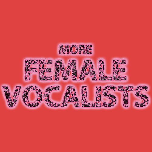 More Female Vocalists by Studio All Stars