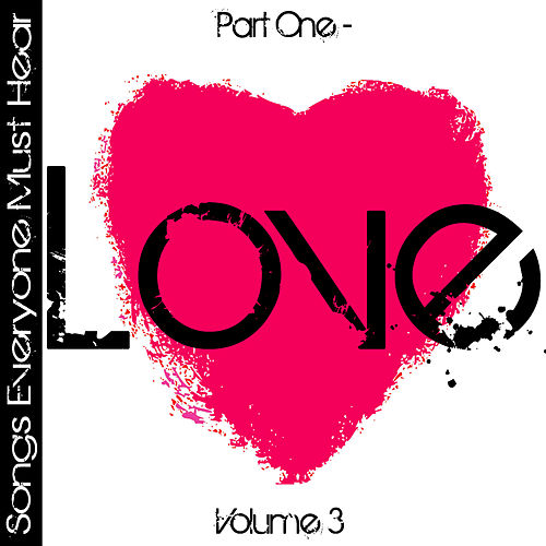 Play & Download Songs Everyone Must Hear: Part One - Love Vol 3 by Studio All Stars | Napster