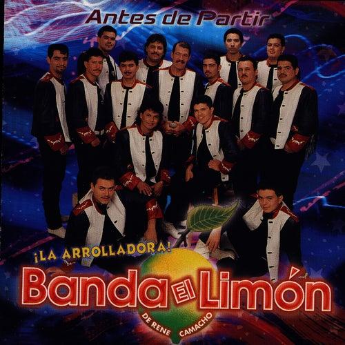 Play & Download Antes de Partir by La Arrolladora Banda El Limon | Napster