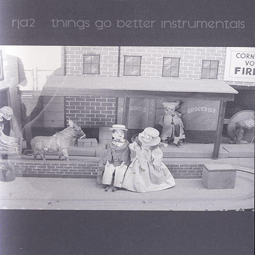 Things Go Better: Instrumentals by Soul Position